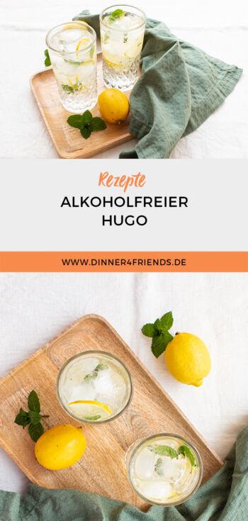Alkoholfreier Hugo