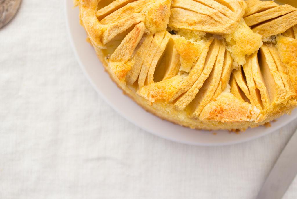 Schnell gemacht, einfach lecker: feiner Apfelkuchen nach Dr. Oetkers backen macht Freude.