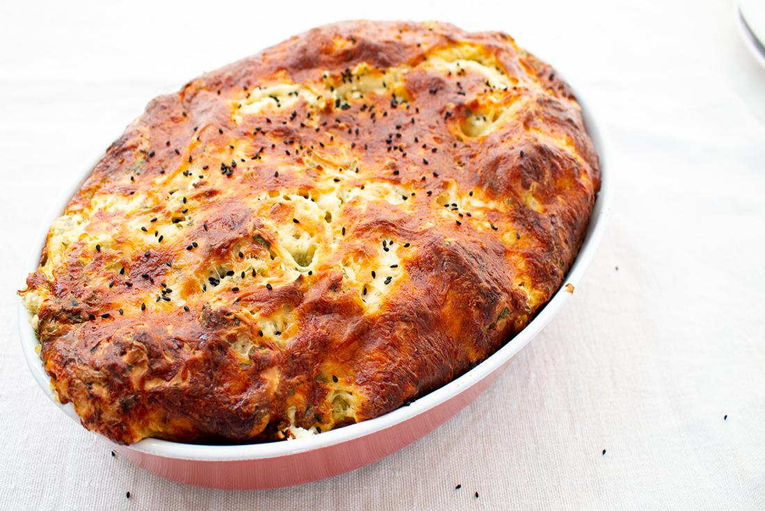 Einfaches Börek mit Yufka-Teig