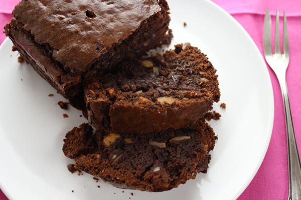 Brownies sind der perfekte Geburtstagskuchen.