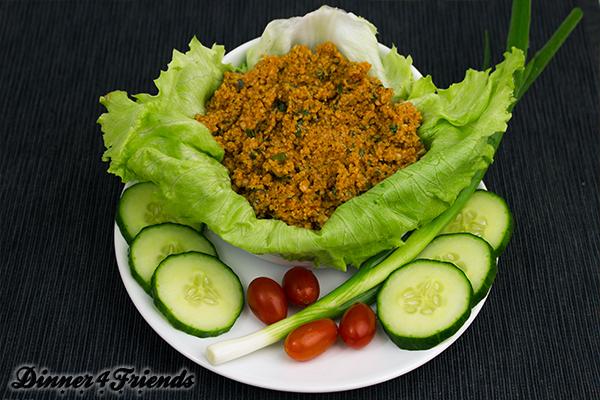 Vegan, vegetarisch, gesund und einfach lecker - der Bulgur-Salat ist ein orientalischer Klassiker in unserer Küche.