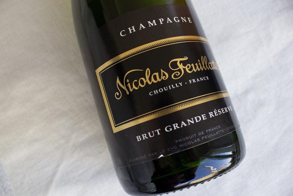 An Silvester ein Muss: Champagner