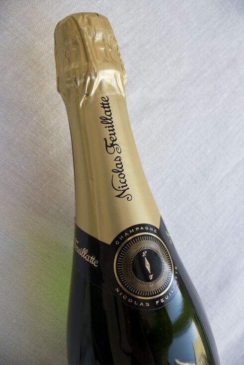Zufallsprodukt: Champagner