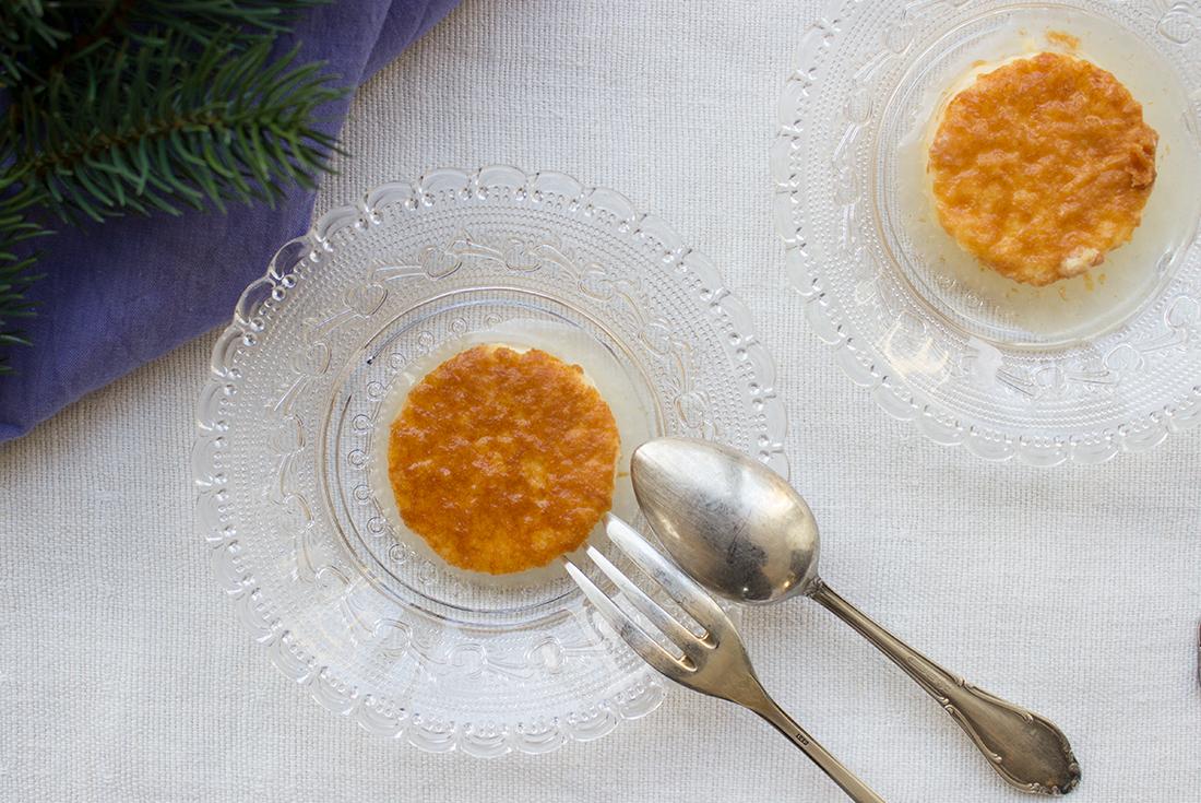 Creme Caramel selber machen - ein perfektes Festtagsessen.