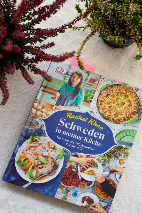 Geschenk-Tipp: Das Kochbuch Schweden in meiner Küche von Rachel Khoo.