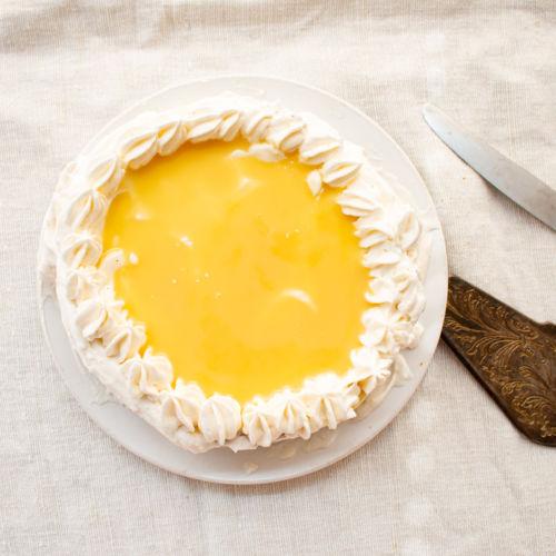 Eierlikörkuchen ohne Mehl