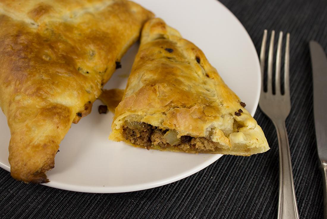 Schnell gemacht: brasilianische Empanadas - Fertigteig sei Dank!