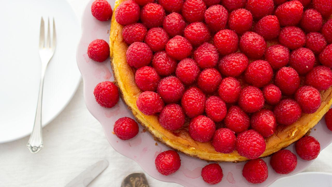 Himbeer Mascarpone Torte   Dinner20Friends