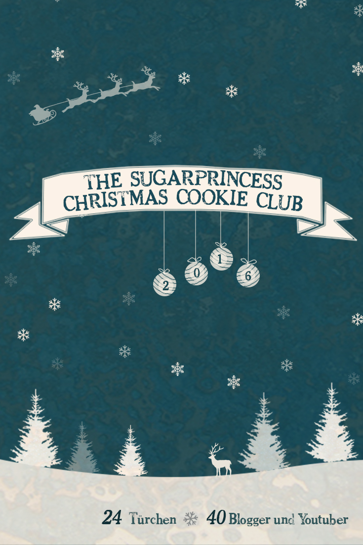 Adventskalender: Sugarprincess Christmas Cookie Club