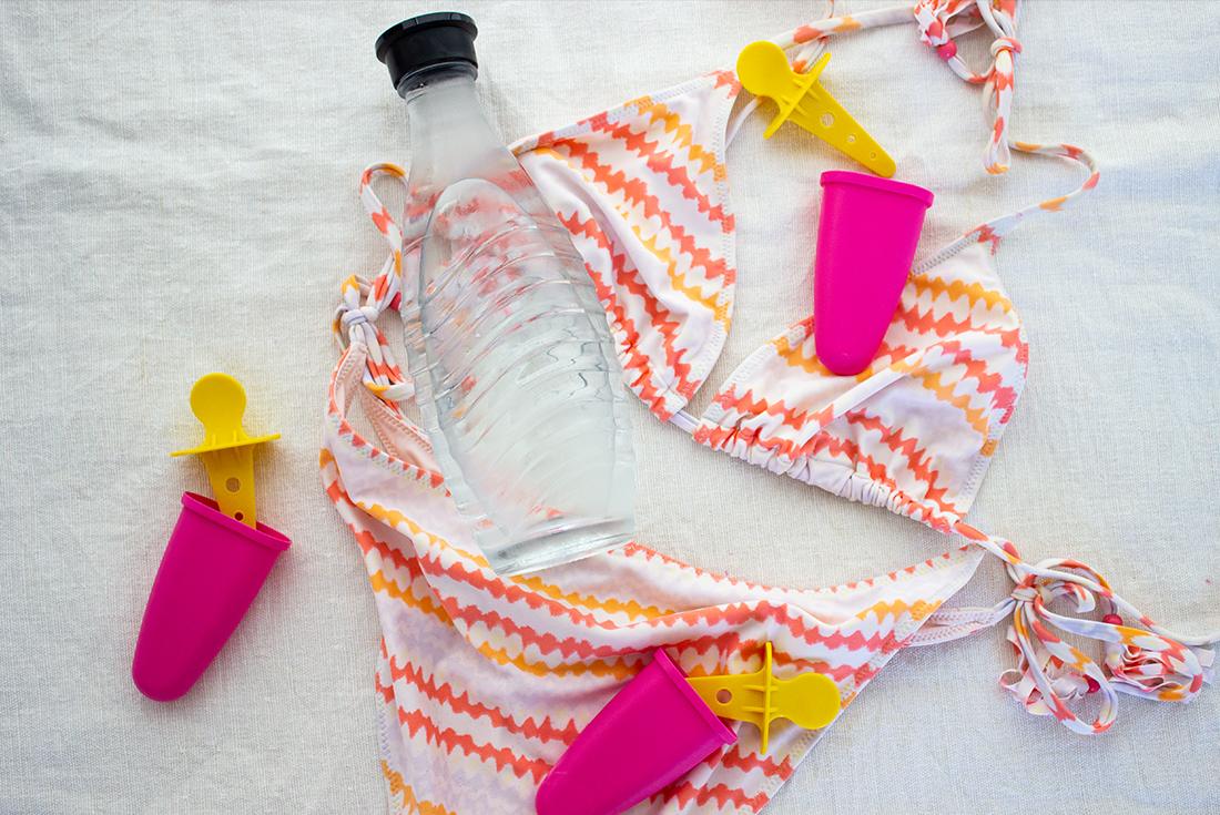 Meine Lieblinge im Juli: Soda Stream, Freibad und selbstgemachtes Eis