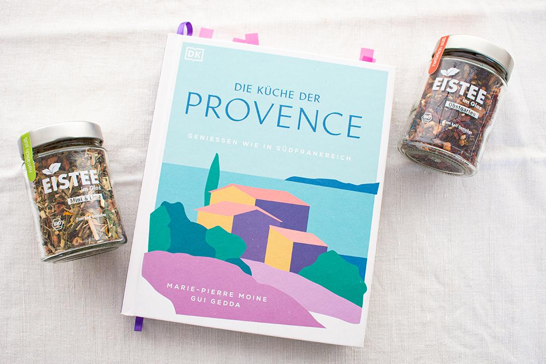 Meine Lieblinge im Juni: Eistee und mein Provence-Kochbuch