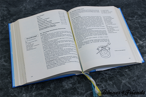 Viele, aber kurze Rezeptbeschreibungen und wenige Bilder: Das Bayerische Kochbuch ist seit rund 80 Jahren ein fast unveränderter Klassiker.