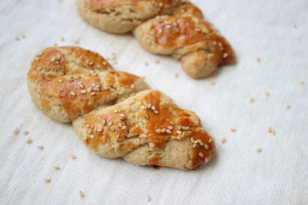 griechische Kekse