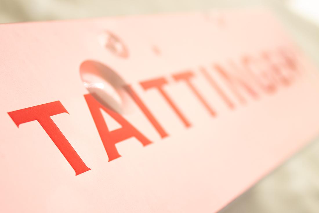 Manchmal muss es etwas besonderes sein, weil du es dit wert bist:) Rosé Champagner von Taittinger bestellt bei Millésima.