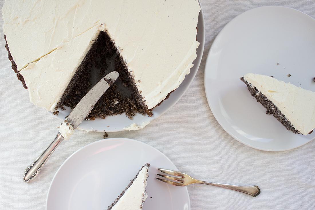 Turkische Mohntorte Einfach Leckerer Kuchen Dinner4friends