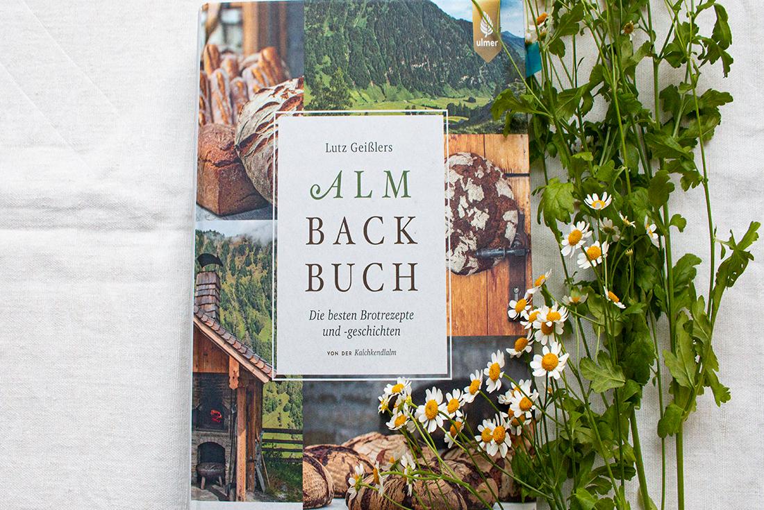 Mein November-Liebling: Das Almbackbuch von Lutz Geissler