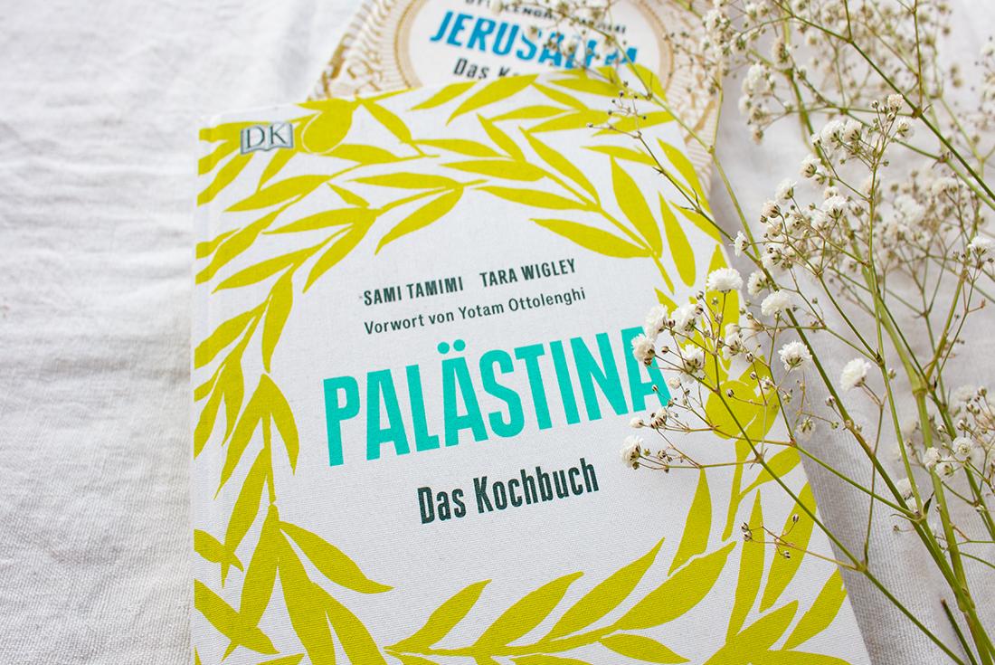 Mein aktuelles Lieblings-Kochbuch: Palästina aus dem DK Verlag (und natürlich dazu passend Jerusalem von Ottolenghi.