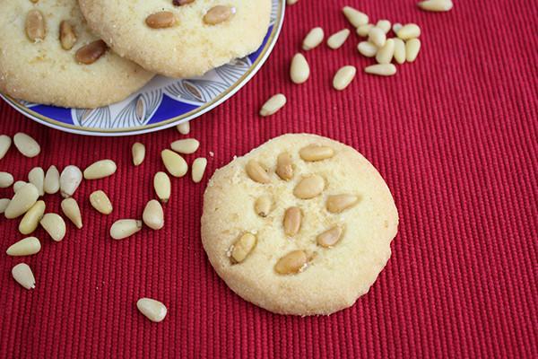 Köstlich, köstlicher, Pinienkern-Biscotti!