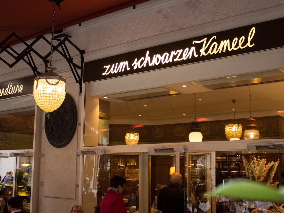 Culinary Sightseeing in Wien