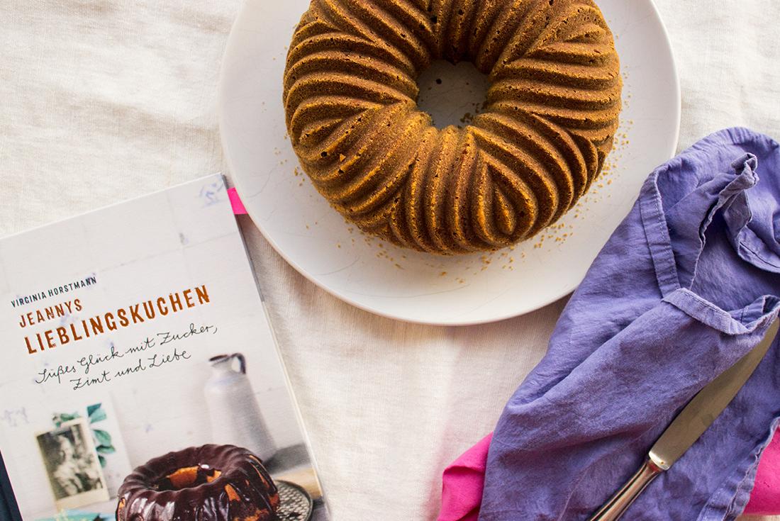 Rotweinkuchen nach Jeanny von Zucker, Zimt und Liebe.