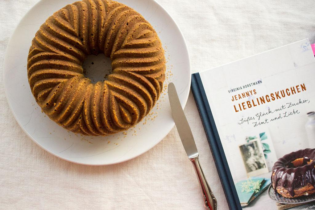 Lieblingskuchen von Jeanny von Zucker, Zimt und Liebe: wunderbar anzuschauen, köstlich zum Kaffee!