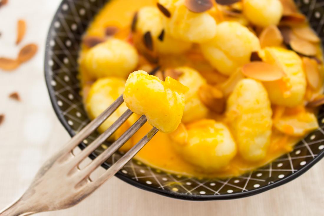 Schnelle Feierabendküche: Rübli Gnocchi