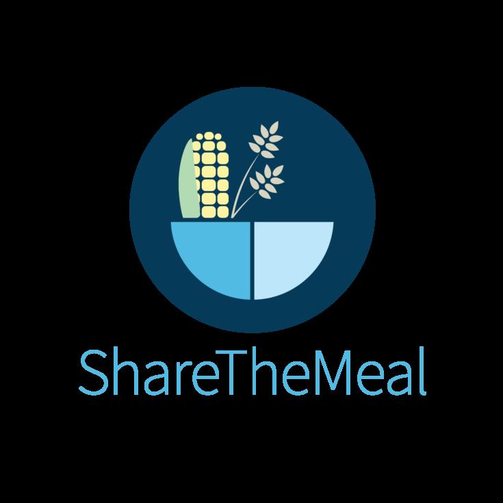 Zwei Klicks am Handy, 40 Cent und schon ist ein Kind satt! Die #ShareTheMeal App machts möglich!