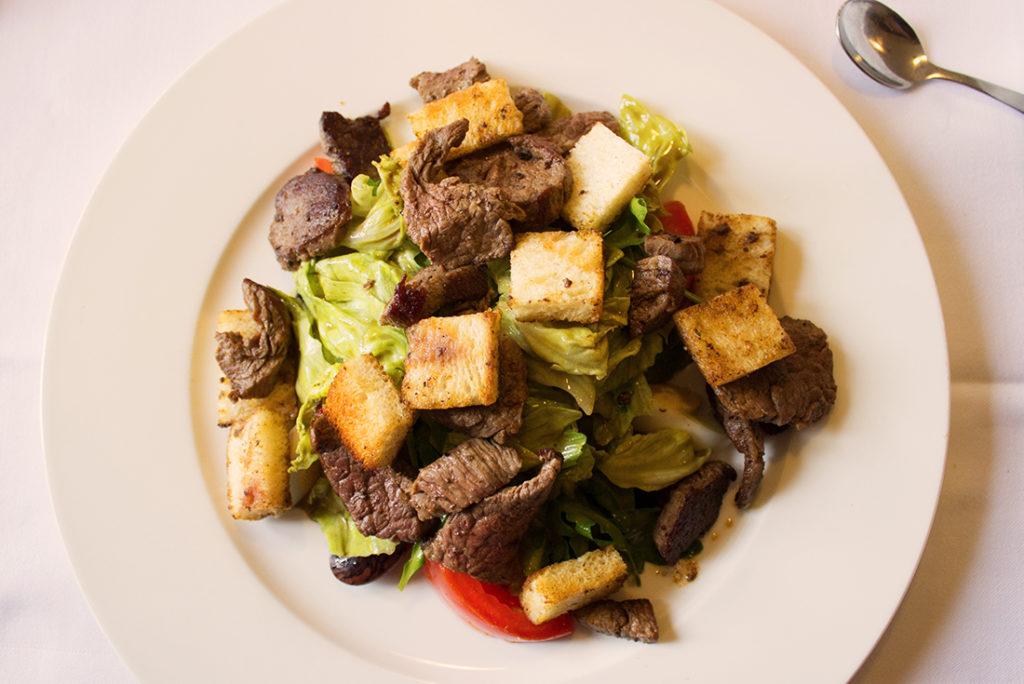 Salat Wolfgang Edler