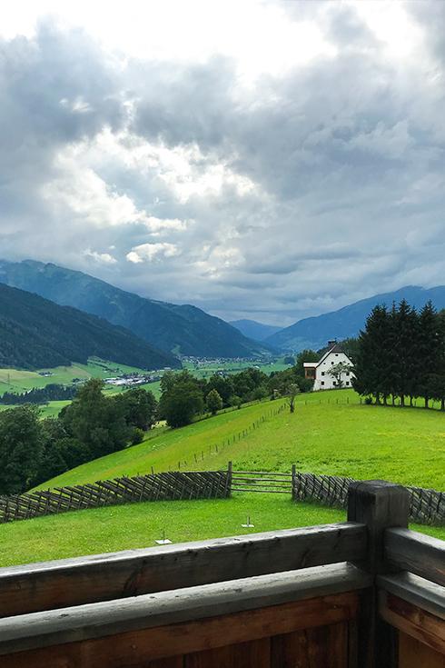 Hideaway Schloss Mittersill in den Hohen Tauern.