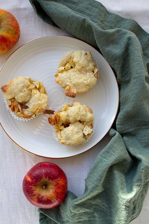 So schnell gemacht: Apfel Muffins
