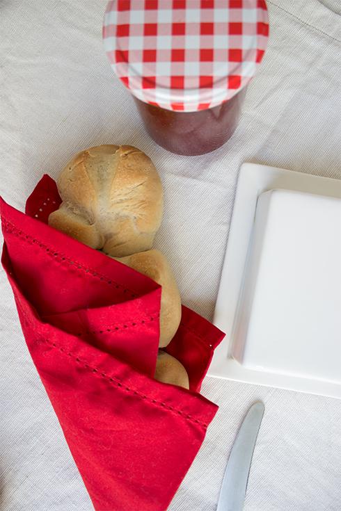 Perfekt zum Frühstück oder Brunch: Schweizer Brot nach Lutz Geissler
