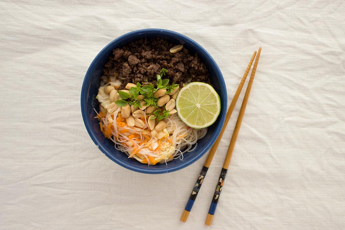 Thai Bowl: Essen, für die Seele