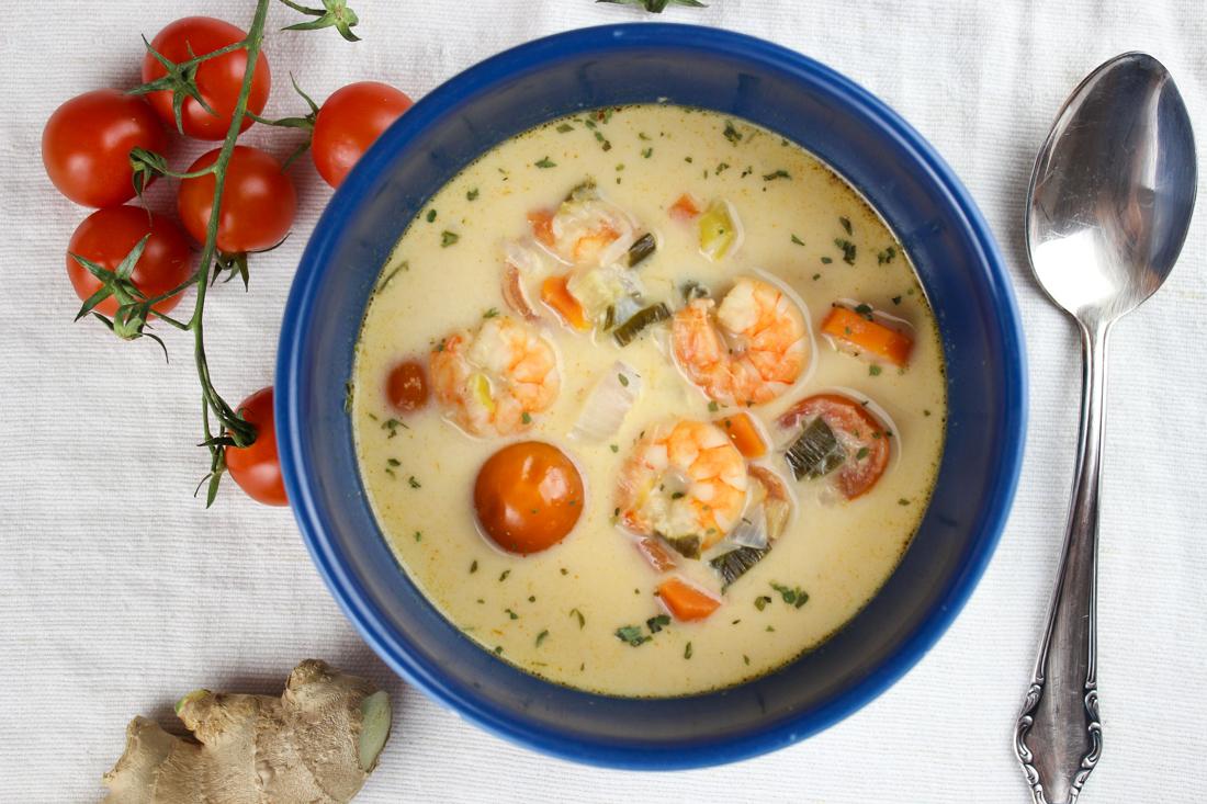 Tom K aGung: So muss asiatische Suppe!