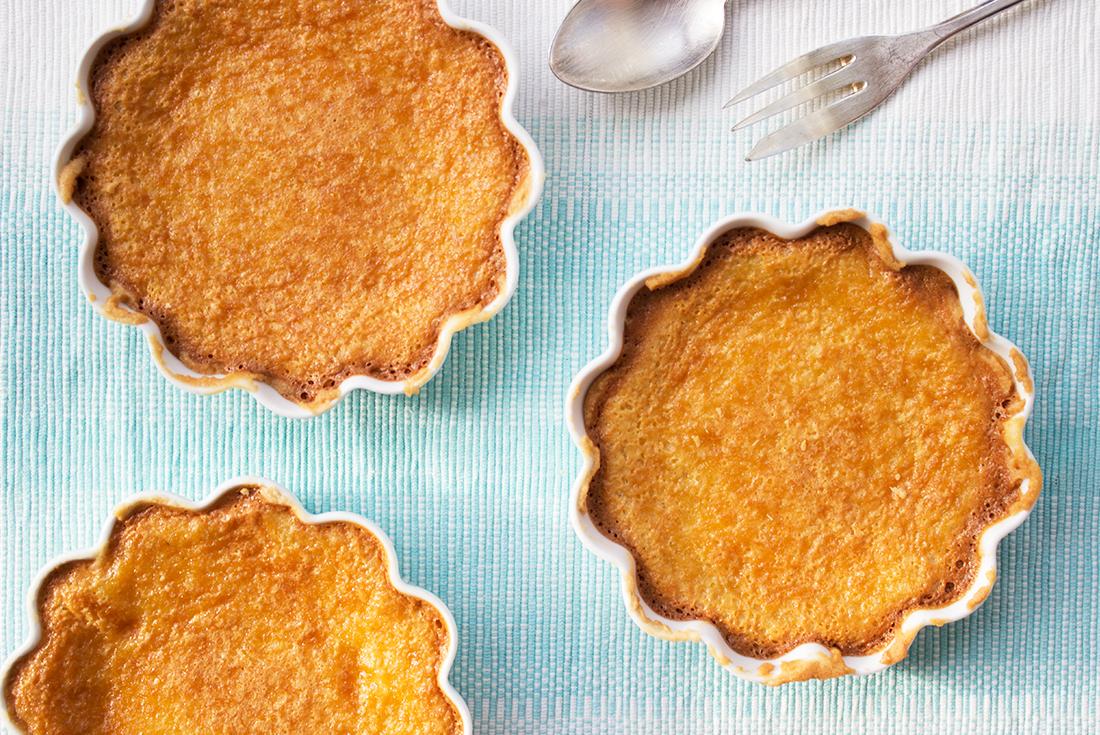 Vanille-Törtchen: So simpel, so einfach!