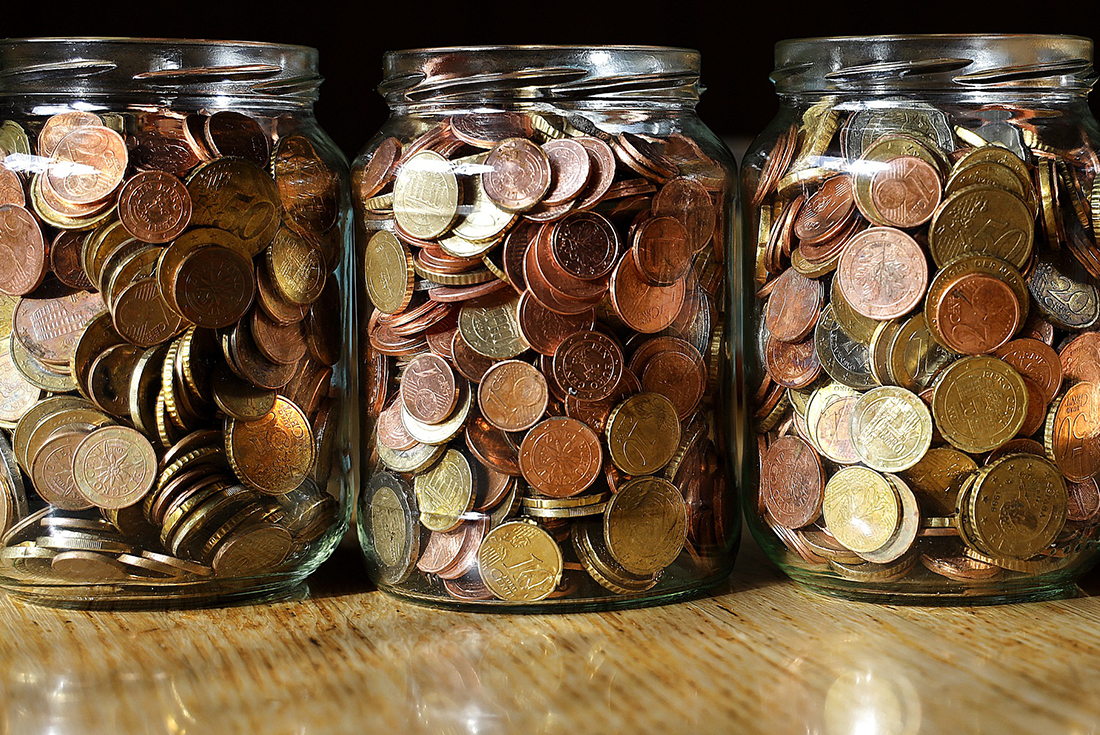 Vorräte richtig anlegen und Geld sparen