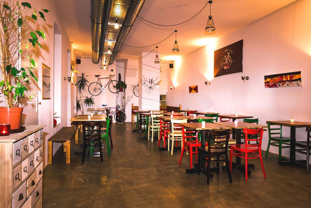 Eines meiner liebsten Frühstückslokale in Wien: das Velobis.