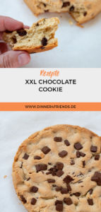 XXL Chocolate Chip Cookie