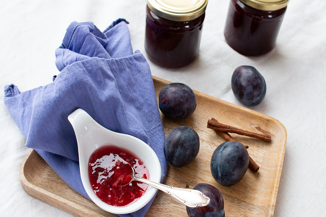 Zwetschgen-Marmelade einfach selbst machen