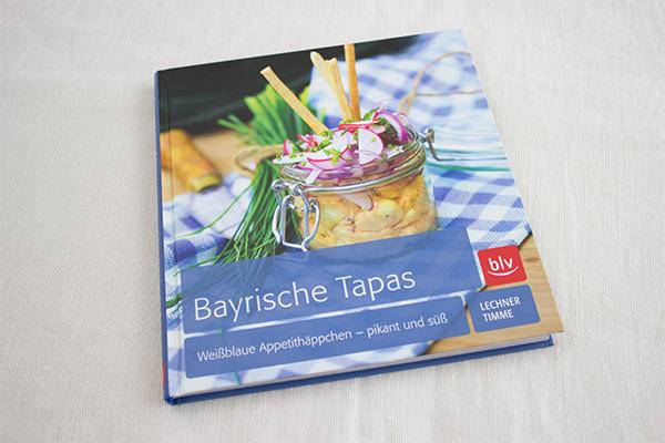 Mein neues Lieblingsbuch: Tapas für die bayerische Brotzeit ...