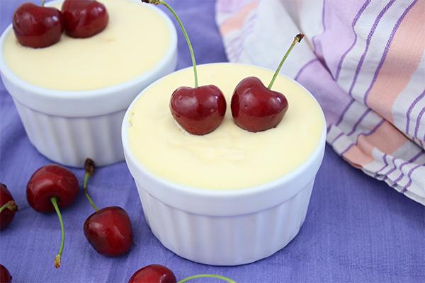 Bayrische Creme: Ich könnte sie dauernd essen!