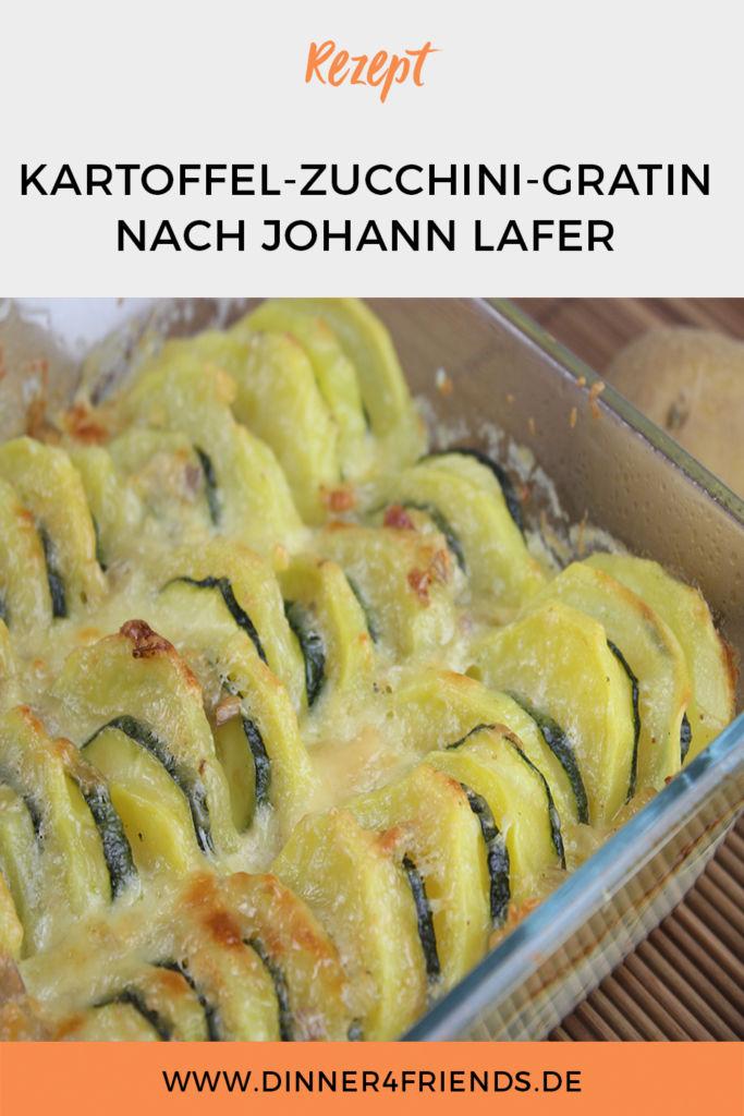 Kartoffelgratin nach Johann Lafer
