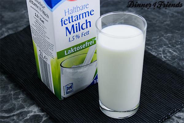 Mit laktosefreier Milch ist der morgendliche Milchkaffee problemlos möglich.