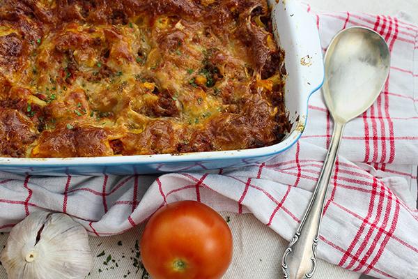 Lasagne: ohne Worte, einfach nur köstlich!