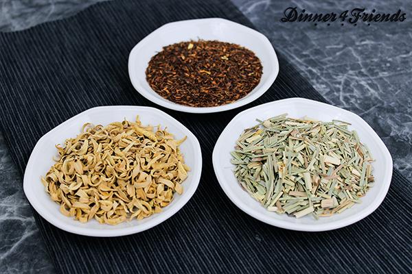 Welcher Tee darf es sein? Schwarz? Grün? Oder doch Zitronengras, Roibusch oder Orangenblüten?